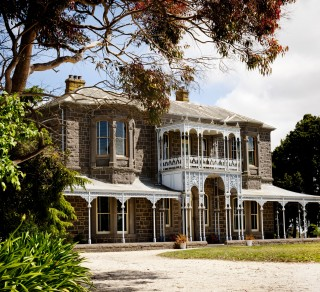 Barwon Park Mansion