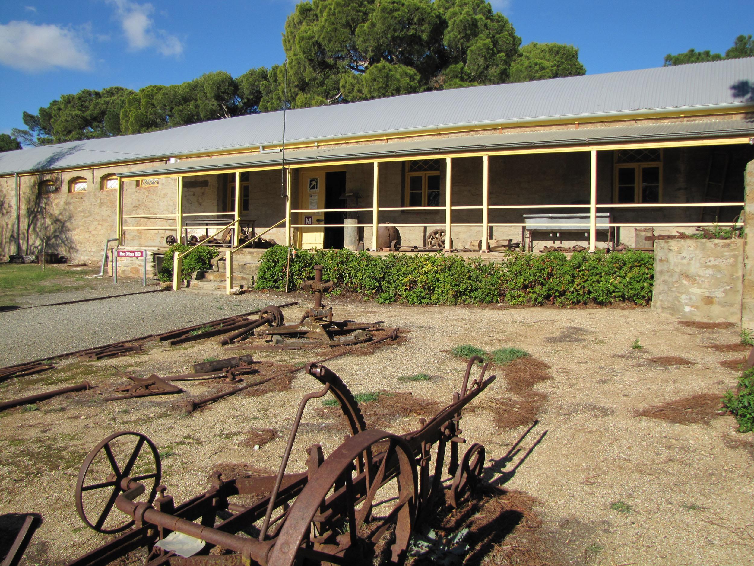 Bon Accord Mine Complex – National Trust