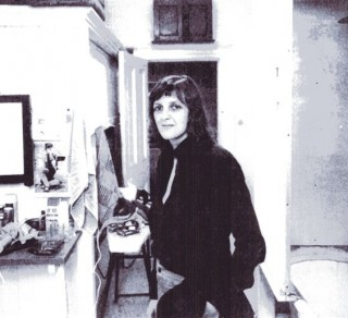 Jane Clifton at Labassa in the 1970s