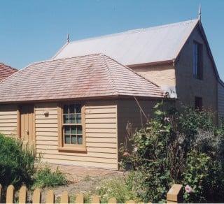 Mott's Cottage