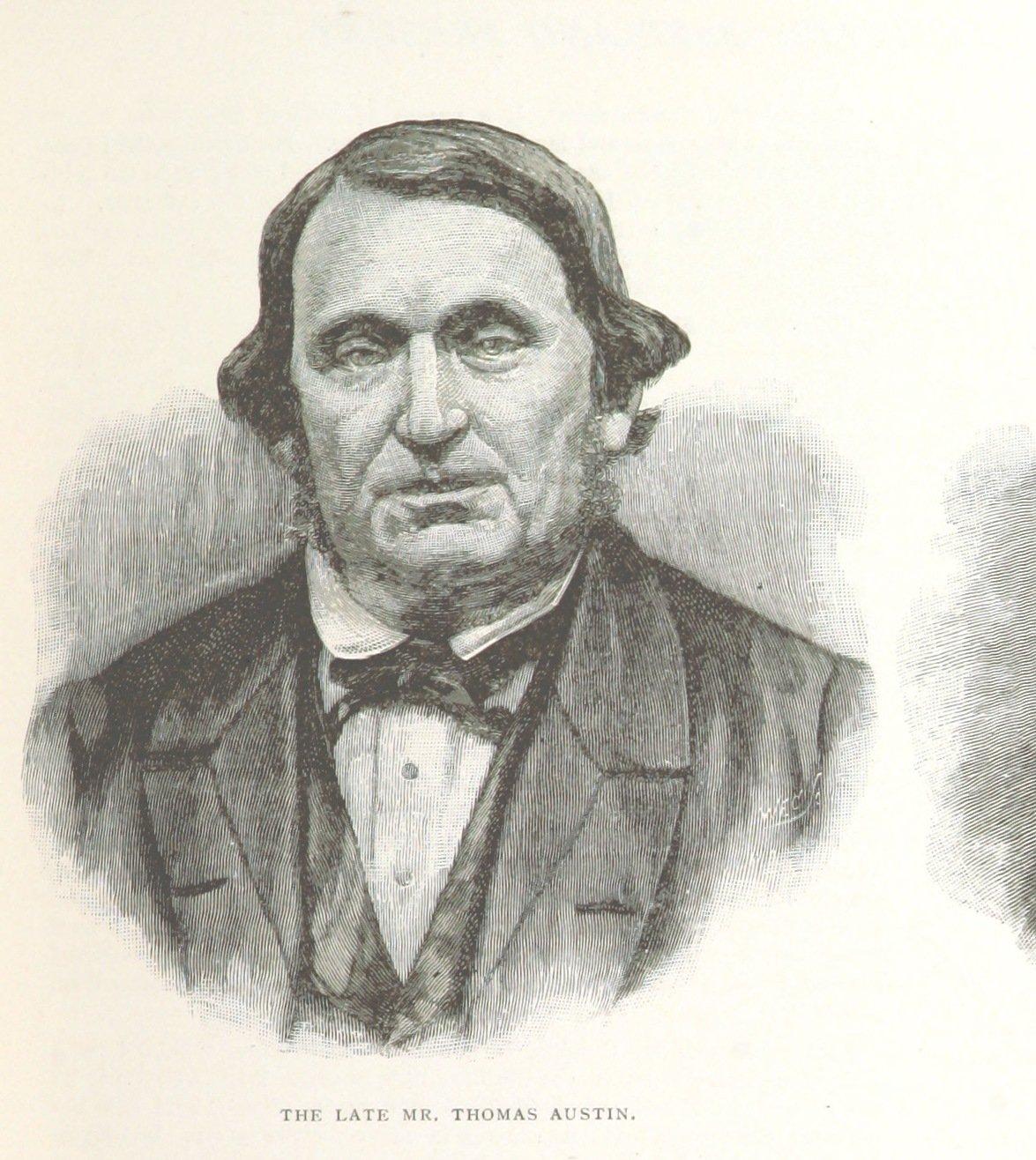 Thomas Austin