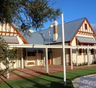 Stirling House Conservation Works