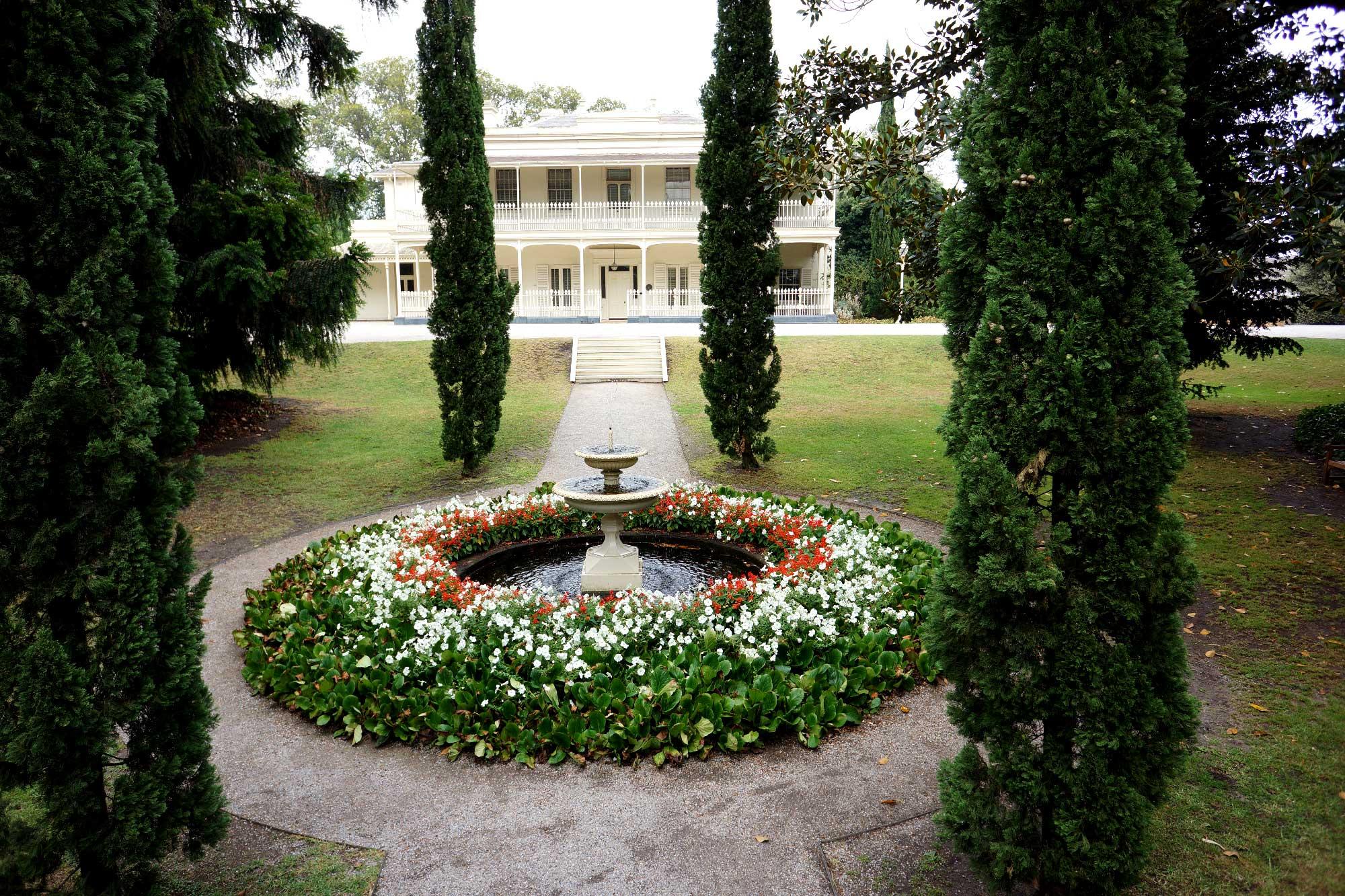 Como House and Garden