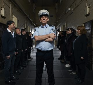 Old Melbourne Gaol - Watch house Experience