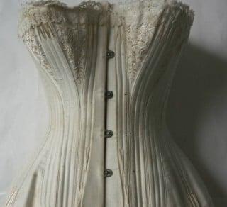 Bridal Corset 'The Celebrated C.B. Bridal Corset'