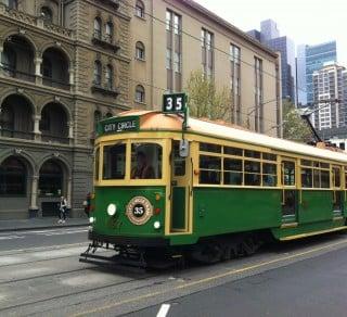 W Class Trams