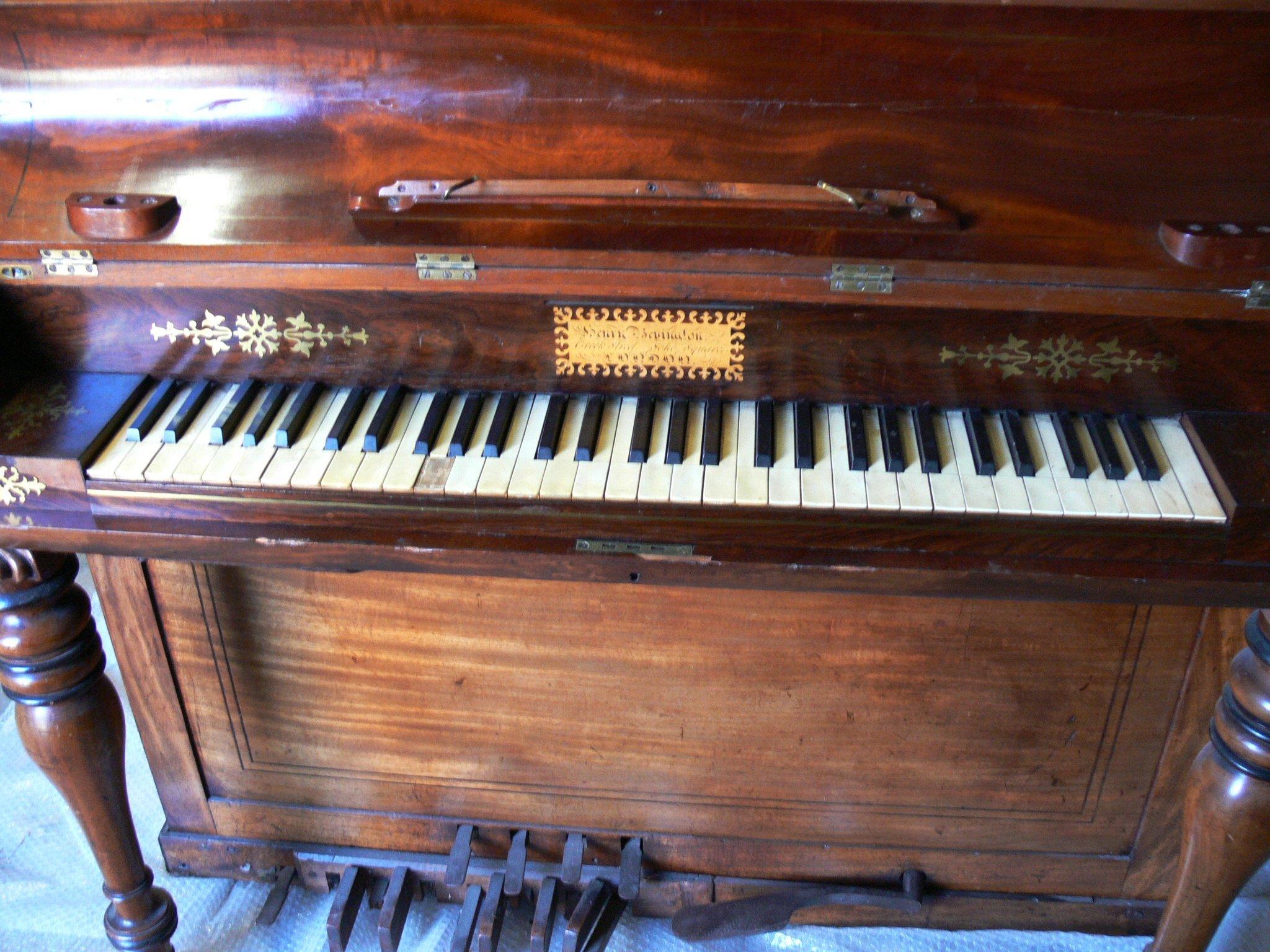 Bevington Organ Conservation Appeal