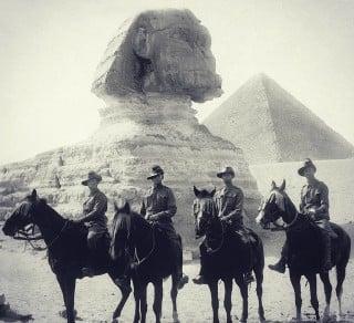 Harper Bros Sphinx WW1