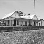 Quirindi Railway Station Photos before & after Jan 16 plus works