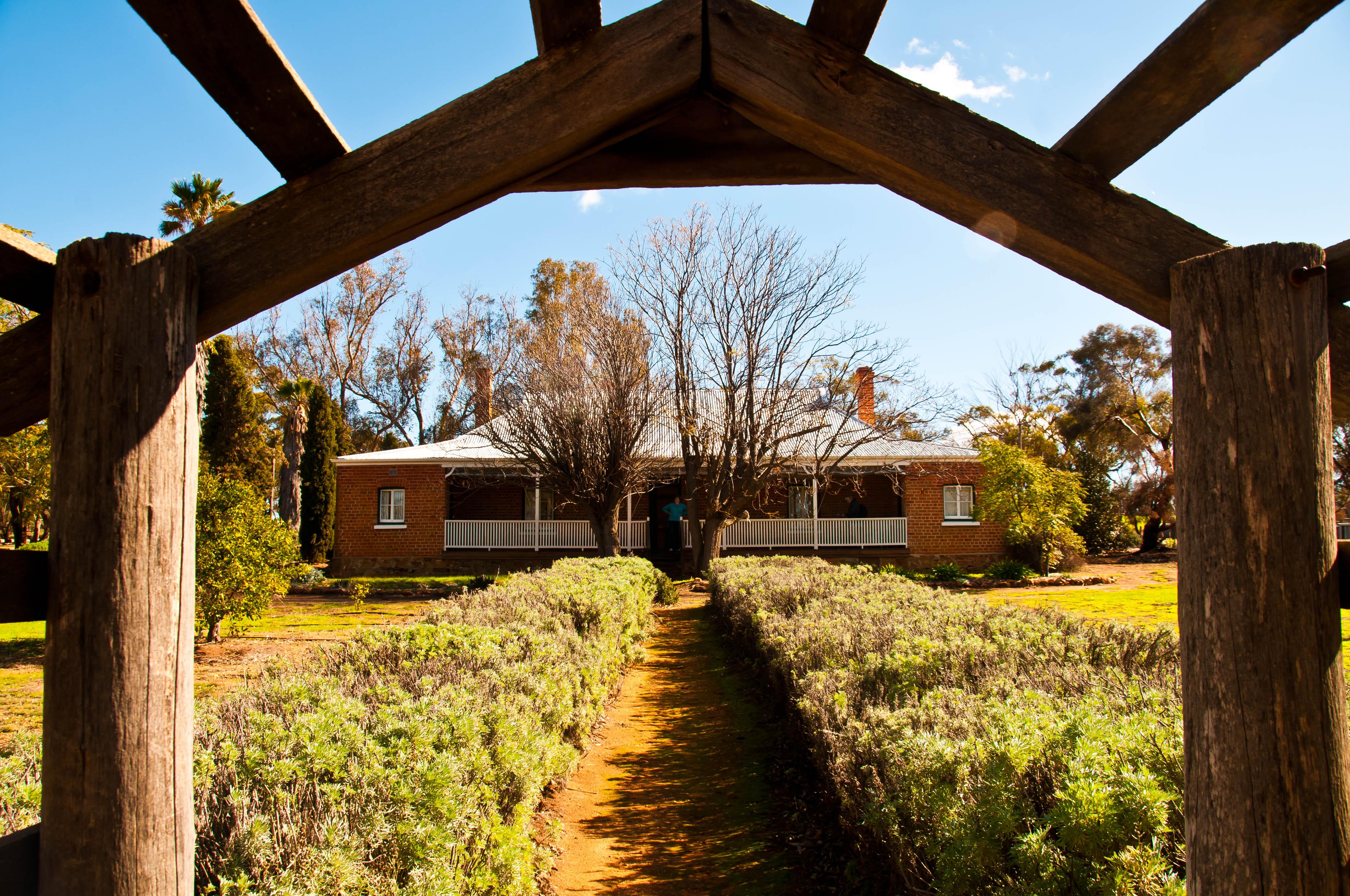 Avondale Farm  Homestead
