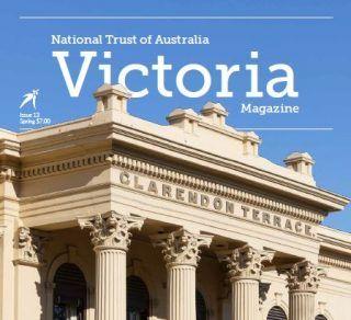 National Trust Victoria Magazine