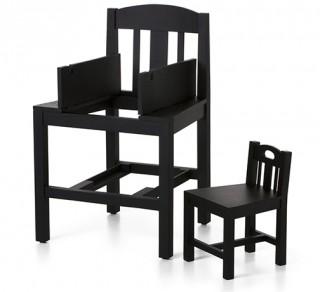 Pregnant Chair Trent Jansen