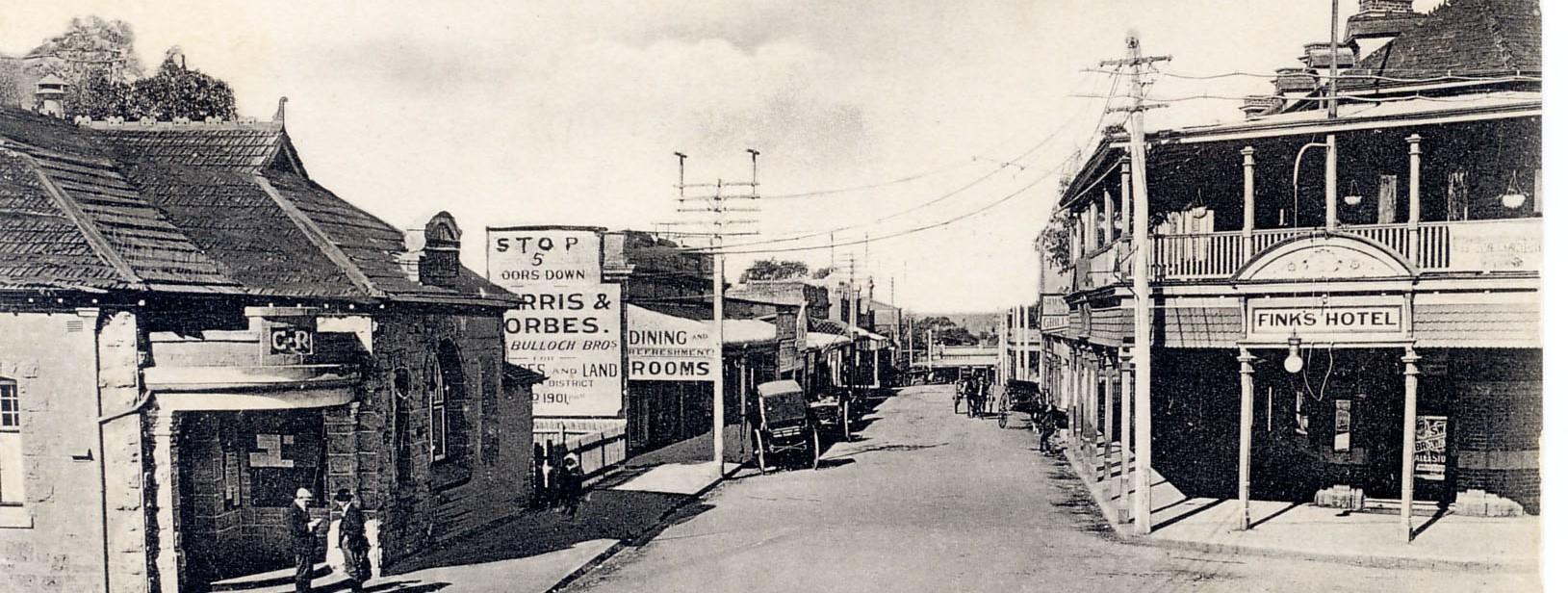 Bay View Terrace, Claremont, c.1915