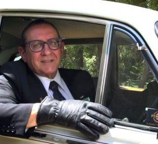2017 - Chauffeur, Geoffrey May