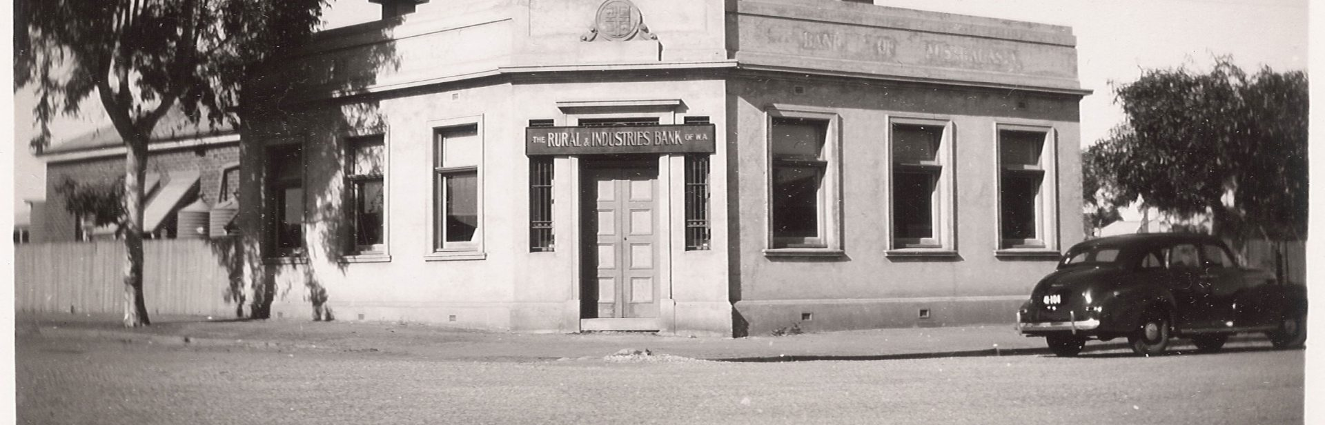 Back when it was the Rural & Industries Bank.
