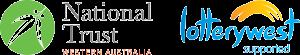 NTWA Logo x Lotterywest