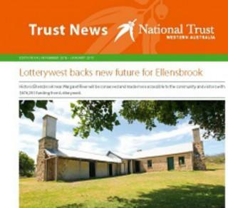 Trust News WA