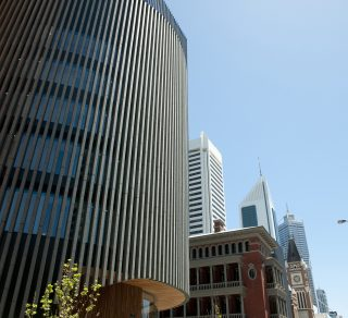 City of Perth Library (Hay St)