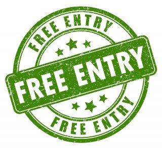 Free Entry!