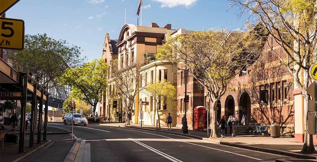 Craft NSW 104 George Street, The Rocks