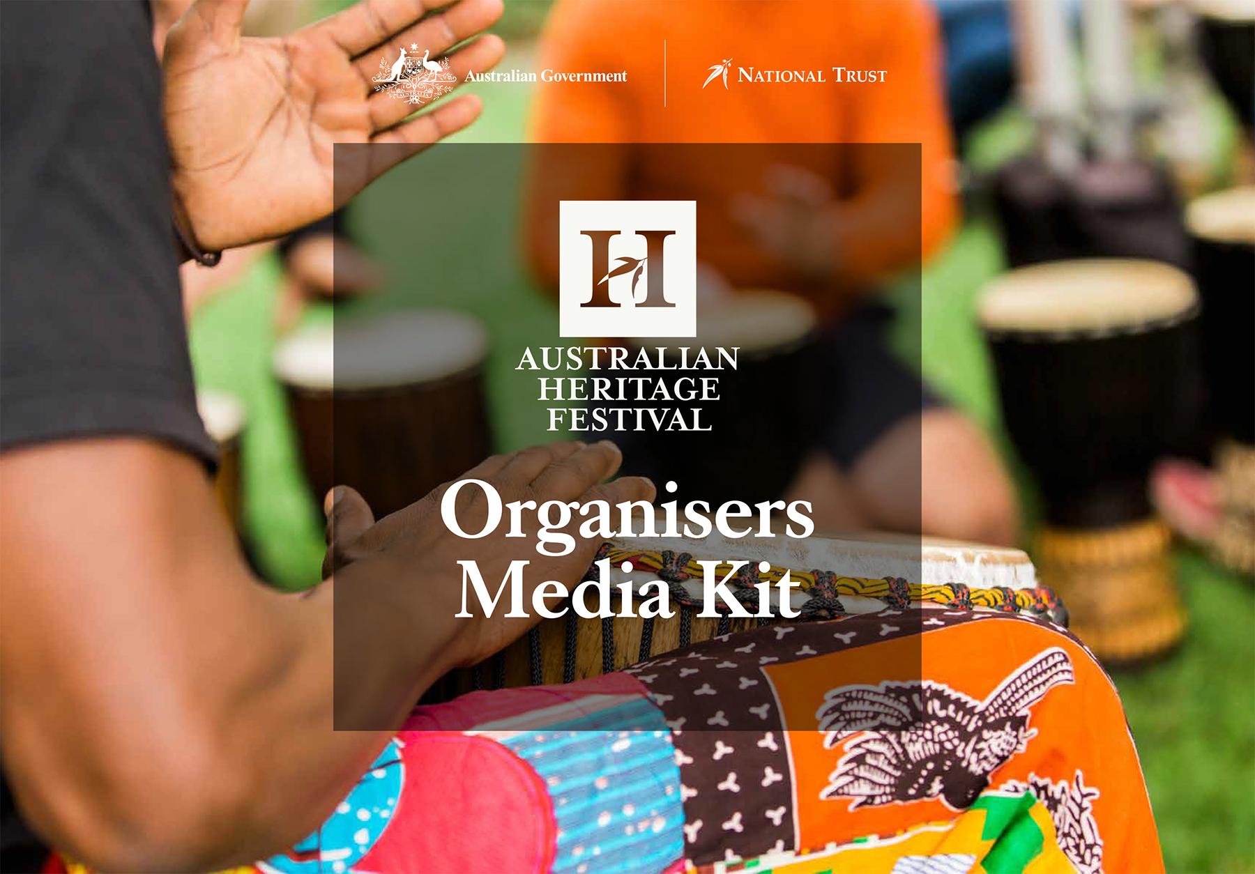 Organisers Media Kit