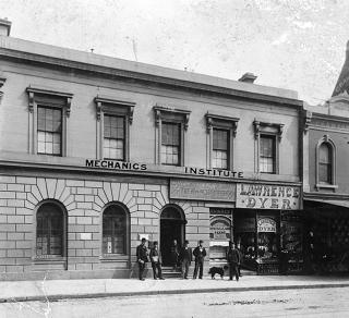 Prahran Mechanics' Victorian History Library