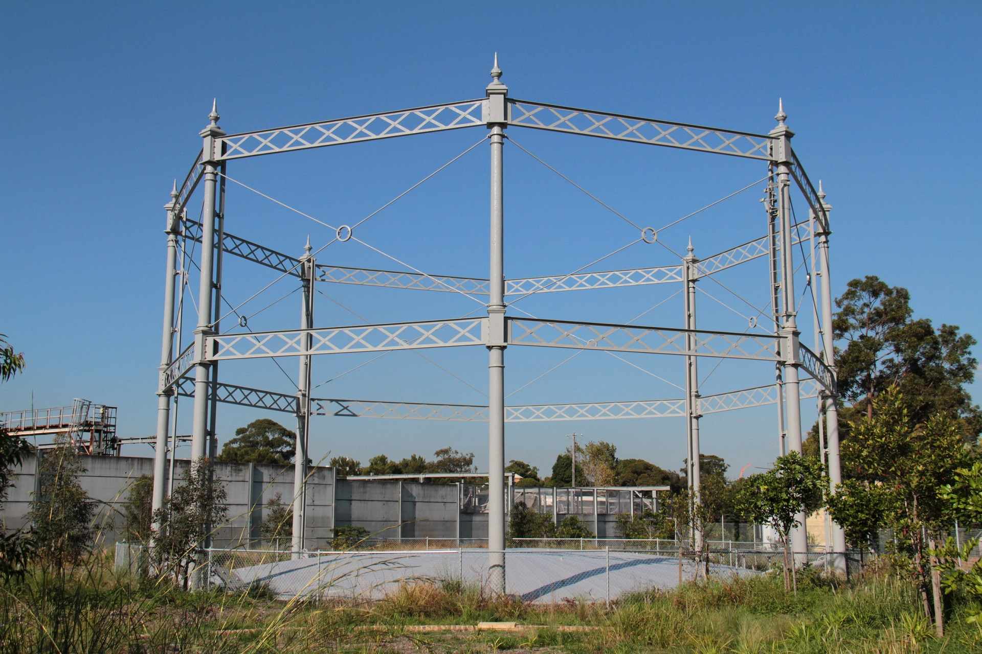 Conservation Objects – Southern Gasholder