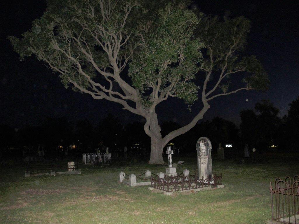 Cemetery Ghost Walk