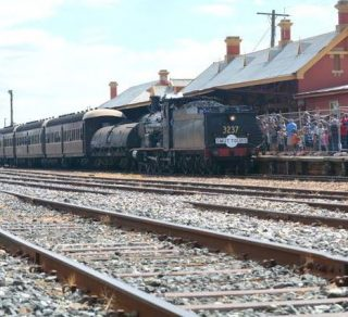 Adaptive Reuse - Temora Railway Station