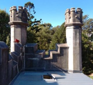 Conservation (Built) - Vaucluse Battlements