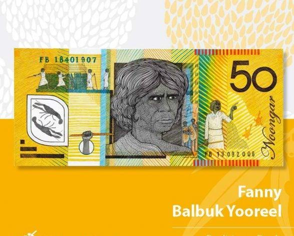 Fanny Balbuk Perth Resistance Fighter