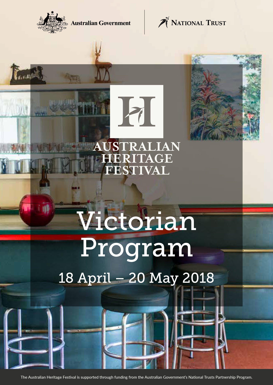 2018 Victorian Program
