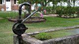 retford park open garden water pump