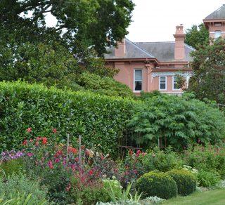 Retford Park garden open day house
