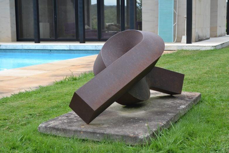 retford park garden open day sculpture