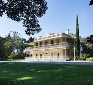 Como House and Gardens
