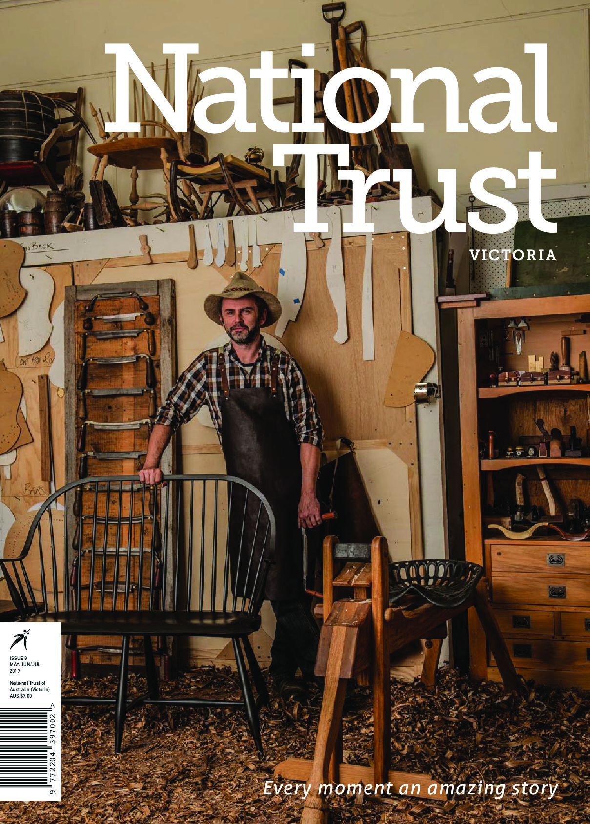 . National Trust Victoria Magazine   Back Issues   National Trust
