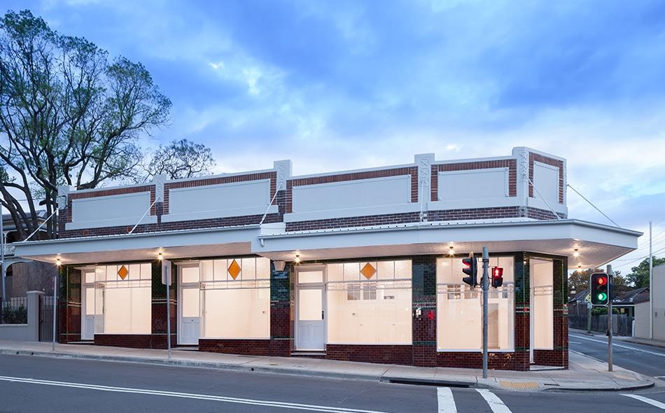 Conservation Built Heritage - 17-21 Charlotte St