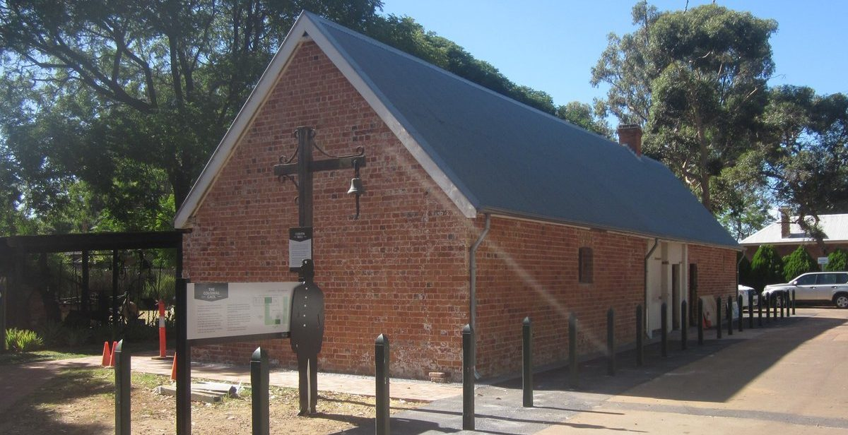 Guildford Colonial Gaol