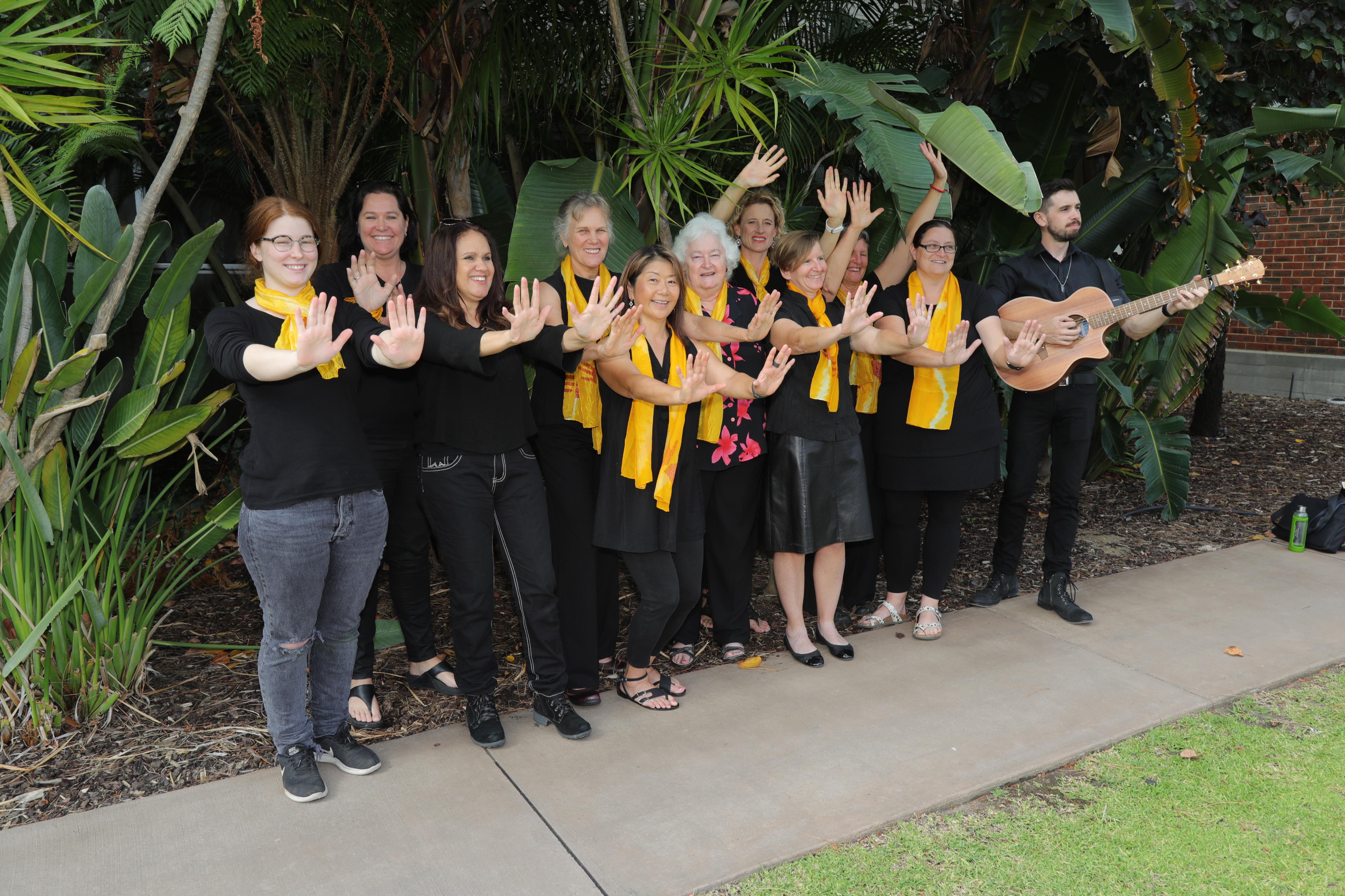 Madjitil Moorna Choir