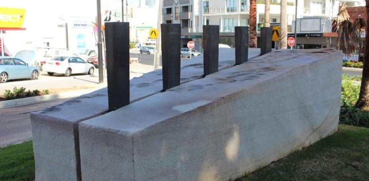 Five Dock Convict Trail Artwork