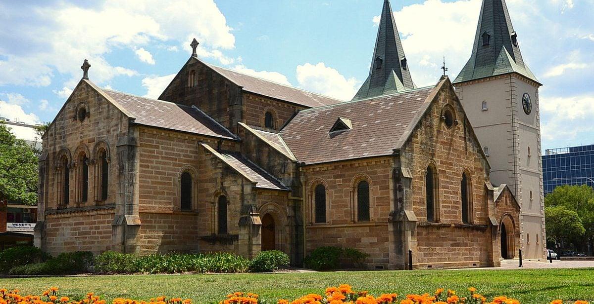 St John's Parramatta