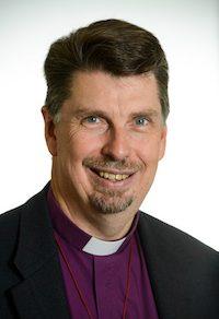 Bishop Tim Harris