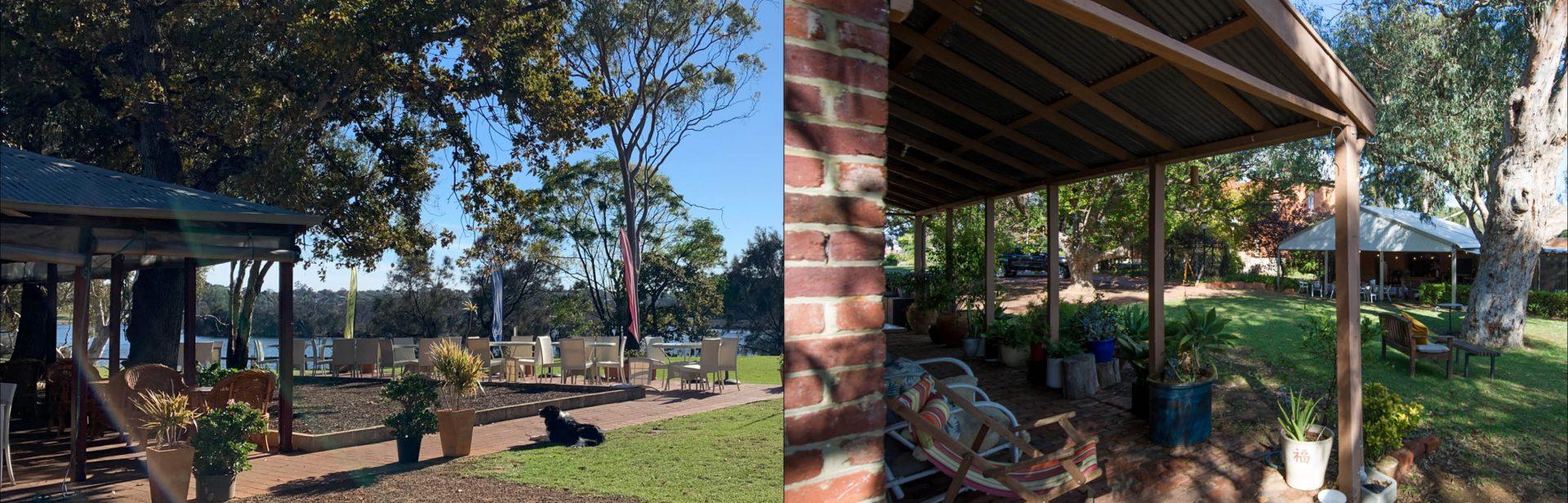 Woodbridge and Peninsula Farm Cafes