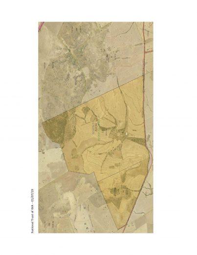 Avondale Farm Map