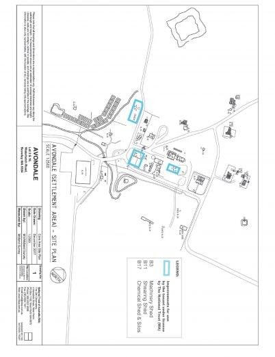Avondale Farm EOI - Site plan