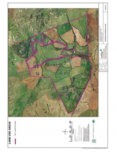 Avondale Farm EOI - Land use areas