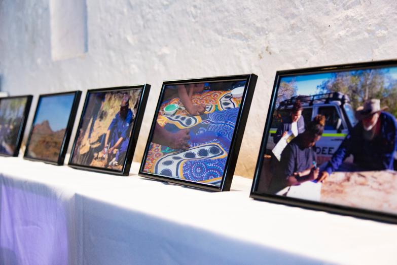 4. NAIDOC Exhibition - Photographer Natalie Blom