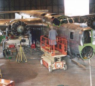 B-24 Liberator Restoration Project