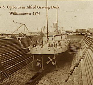 Williamstown Shipyards & Alfred Graving Dock